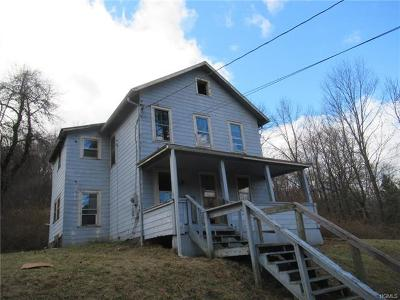 Marlboro Single Family Home For Sale: 534 Route 44-55