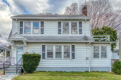 White Plains Single Family Home For Sale: 178 Davis Avenue