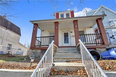 Yonkers Single Family Home For Sale: 163 Fillmore Street