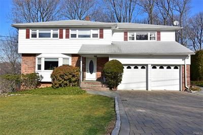 Dobbs Ferry Single Family Home For Sale: 15 Overlook Road