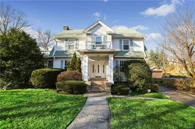 New Rochelle NY Single Family Home For Sale: $699,000