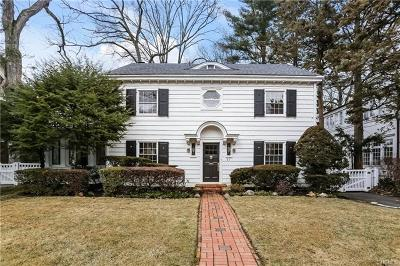 Scarsdale Single Family Home For Sale: 67 Walworth Avenue