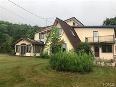 Liberty NY Single Family Home For Sale: $799,000