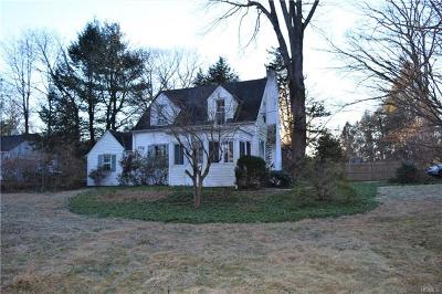 Westchester County Single Family Home For Sale: 15 Stanwood Road