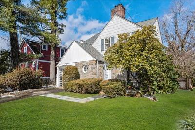 Scarsdale Single Family Home For Sale: 43 Sprague Road