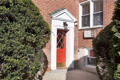 Westchester County Co-Operative For Sale: 704 Palmer Court #2E