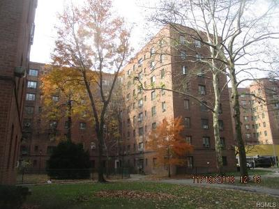 Bronx Condo/Townhouse For Sale: 1945 McGraw Avenue #2D