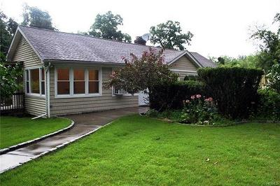 Westchester County Single Family Home For Sale: 1580 Amazon Road