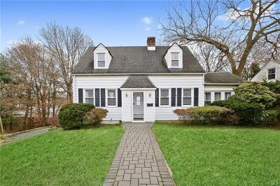 Westchester County Single Family Home For Sale: 650 Baldwin Place