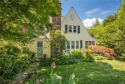 Chappaqua Single Family Home For Sale: 82 Orchard Ridge Road