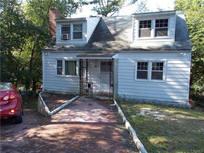 Westchester County Single Family Home For Sale: 67 South Lawn Avenue