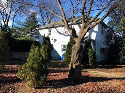White Plains Single Family Home For Sale: 10 View Street