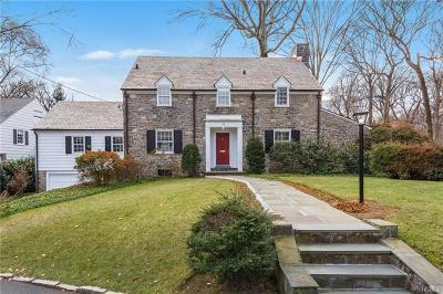 Mount Vernon Single Family Home For Sale: 8 Rhynas Drive