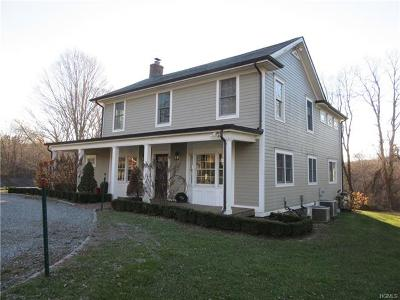 Dutchess County Single Family Home For Sale: 11 Hurds Corners Road