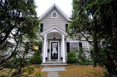 Rockland County Single Family Home For Sale: 36 Hudson Avenue