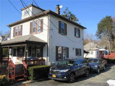 Westchester County Multi Family 2-4 For Sale: 16 Pershing Avenue