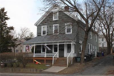 Orange County Multi Family 5+ For Sale: 20 Oak Street