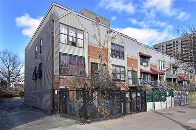 Bronx NY Multi Family 2-4 For Sale: $763,000
