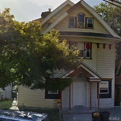 Westchester County Rental For Rent: 48 Lincoln Terrace