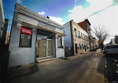 Bronx Commercial For Sale: 2462 Arthur Avenue