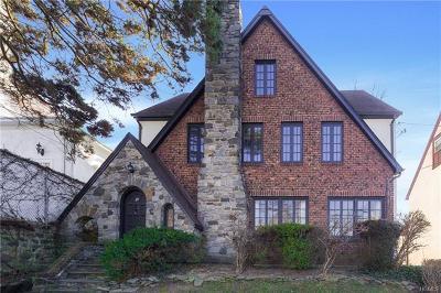 Single Family Home For Sale: 10 Dewitt Avenue