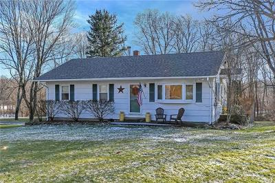 Single Family Home For Sale: 2743 County Route 1