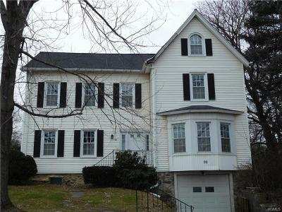Marlboro Single Family Home For Sale: 98 West Street