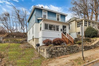 Newburgh Single Family Home For Sale: 51 Wilkins Street