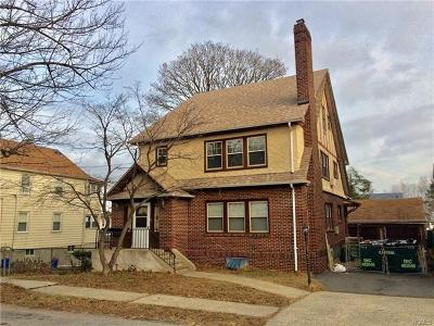 Westchester County Multi Family 2-4 For Sale: 134 Aka 146 Catskill Avenue