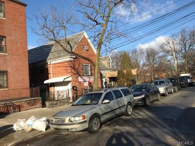 Bronx Commercial For Sale: 2157 Tomlinson Avenue
