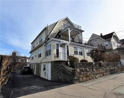 Mount Vernon Multi Family 2-4 For Sale: 217 North 6th Avenue