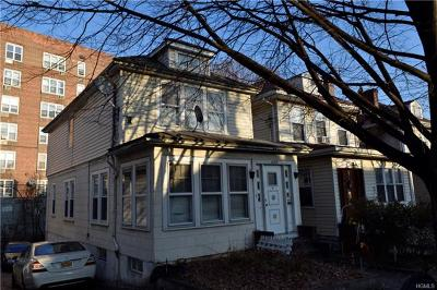 Bronx NY Single Family Home For Sale: $475,000