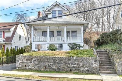 Yonkers Single Family Home For Sale: 52 Gilbert Place