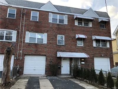 Westchester County Multi Family 2-4 For Sale: 318 South 6th Avenue