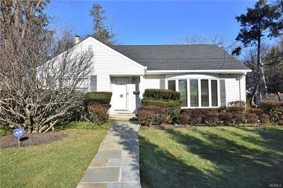 Hartsdale Single Family Home For Sale: 748 Secor Road