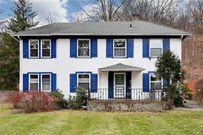 Rockland County Single Family Home For Sale: 162 Wayne Avenue
