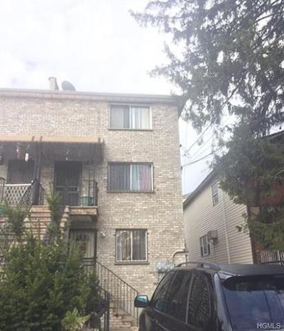Bronx Multi Family 2-4 For Sale: 3455 Ely Avenue