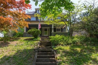 Dutchess County Single Family Home For Sale: 21 Barnard Avenue
