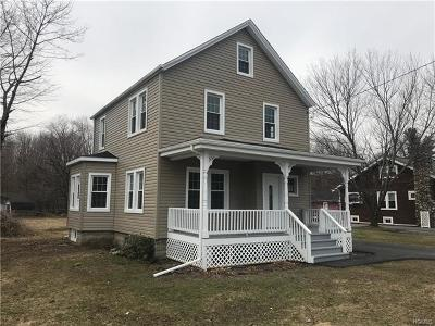 Otisville Single Family Home For Sale: 6 Mt Hope Avenue