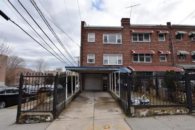 Bronx Multi Family 2-4 For Sale: 4070 Paulding Avenue