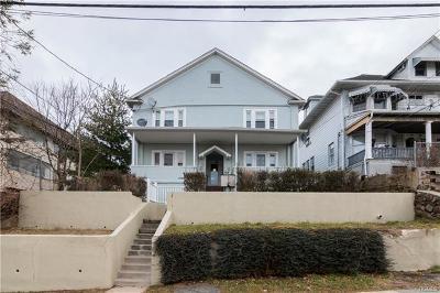 White Plains Multi Family 5+ For Sale: 291 South Lexington Avenue