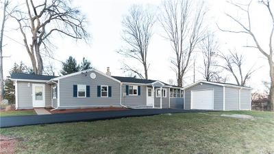 Single Family Home For Sale: 2346 State Route 32