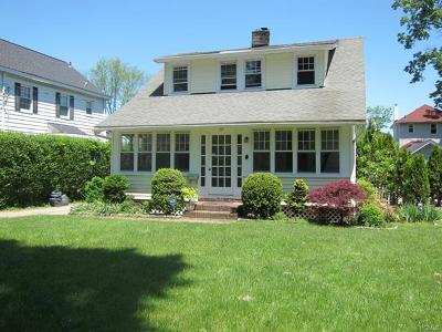 Scarsdale Single Family Home For Sale: 109 Lee Road