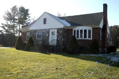 Single Family Home For Sale: 5040 State Route 52