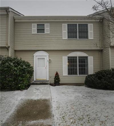 Rockland County Single Family Home For Sale: 66 Lackawanna Trail