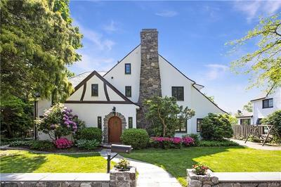 Scarsdale Single Family Home For Sale: 7 Glenwood Road