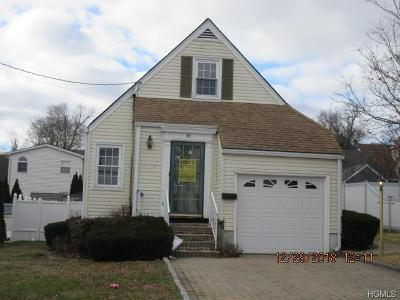 Yonkers Single Family Home For Sale: 86 Onondaga Street