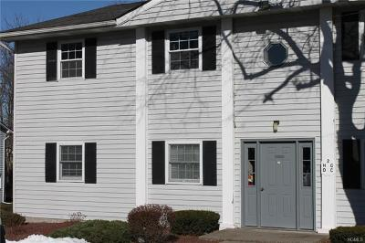 Dutchess County Condo/Townhouse For Sale: 2 Locust Court #H