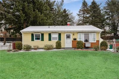 Dutchess County Single Family Home For Sale: 34 Styvestandt Drive