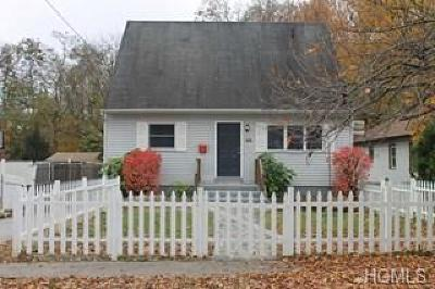 Dutchess County Single Family Home For Sale: 68 Glenwood Avenue
